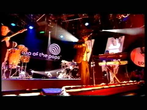Faithless - Insomnia 2005 TOTP (Original broadcast) HQ