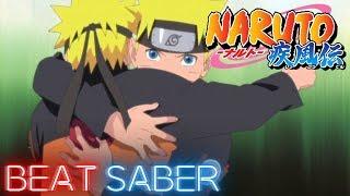 Beat Saber - Naruto Shippuden Opening 10 [Tacica - Newsong]