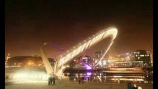 Мост Миллениум. Гейтсхед (Gateshead Millennium Bridge)