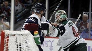 NHL Goalie Penalties