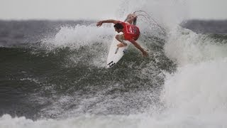 Round Two & Round Three Highlights - Quiksilver Pro Gold Coast 2013