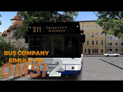 OMSI 2 Bus Company Simulator #1 - Who drove this bus?