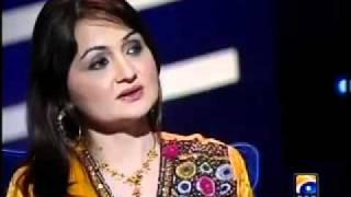 Attaullah in umer sharif show .3