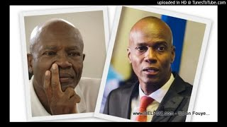 AUDIO: Haiti - Colonel Himmler Rebu di li pa we kijan President Jovenel pwal fini manda li a