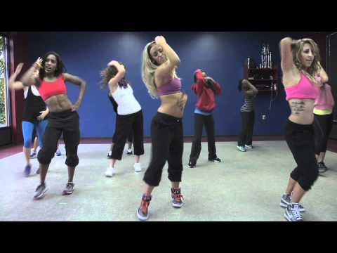 Hey Baby Pitbull Dance Fitness video