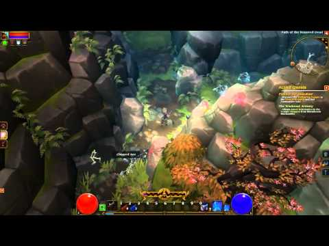 Torchlight 2 PCgamePlay I3/GT520/Windows 8
