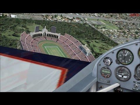 Flight Simulator X: Sport Stadiums ~Special~