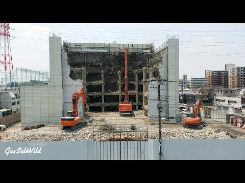 demolition work Demolition worker job description: perform tasks involving physical labor at construction sites may operate hand and power tools of all types: air hammers, earth tampers, cement mixers, sma.