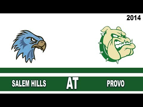 Provo High Boys soccer Provo vs Salem Hills