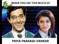 When You See Too Much of Priya Prakash Varrier's Viral Videos - Funny Koi Mill Gaya Video MP3