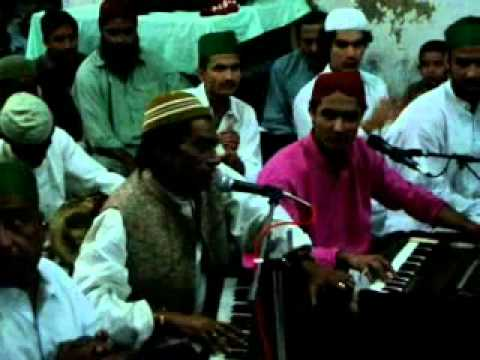 Pak Colony 2011 March 12 Ali Muhammad Taji Part-7  Khwaja Moinuddin Sharif Qawali video