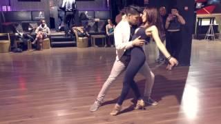 Bachata 2017 Marco & Sara - La Guerra / Aventura (Romeo Santos )