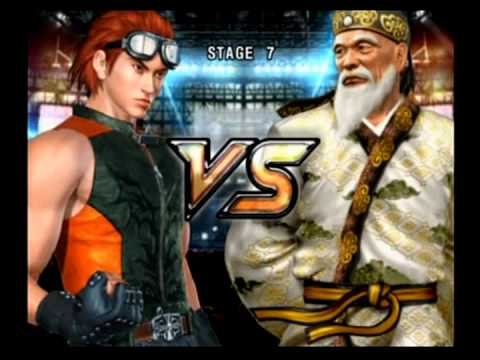 Tekken 5 - Hwoarang video