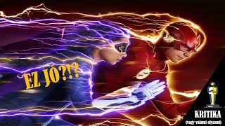 """Véleményem a """"The Flash"""" 5. évadáról..."""
