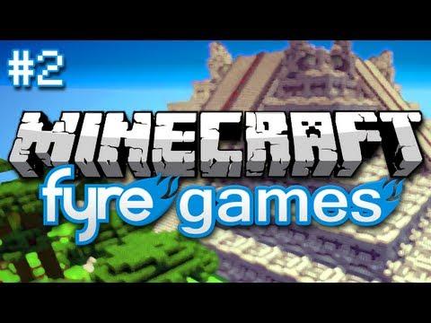 Minecraft: FyreGames Round 2 (Hunger Games Survival)