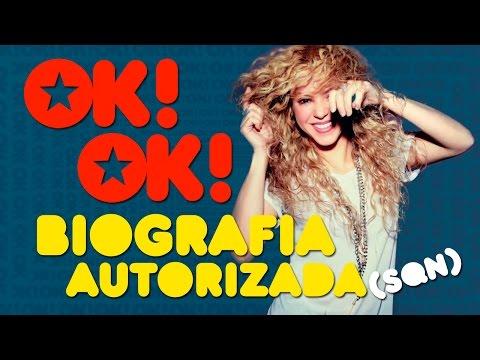 Shakira: Biografia Autorizada (SQN)