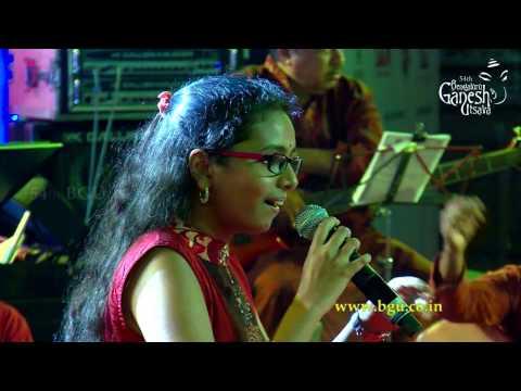 Megha banthu Megha by Supriya Joshi @ 54th Bengaluru Ganesh Utsava, a Tribute to Hamsalekha Concert