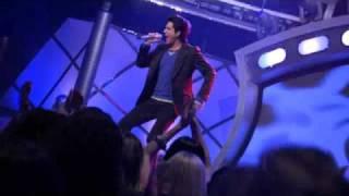 Watch Adam Lambert Play That Funky Music video