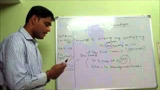Percentages Introductory Lecture - Part 1