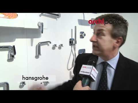 ARCHIPORTALE CERSAIE 2011 - Hansgrohe