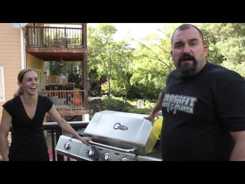 The Harkeys Review Their Char-Broil TRU-Infrared Grill