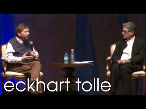 S.T.O.P - A Conversation With Eckhart Tolle And Deepak Chopra
