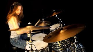 Easy Lover (Phil Collins, Philip Bailey) drum cover by Sina