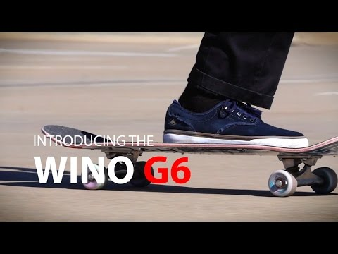 Emerica Presents: Jeremy Leabres x Jon Dickson For The WINO G6