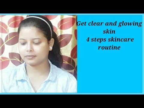 Monsoon skincare routine for oily skin| Morning skincare routine | affordable skincare products |