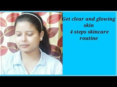 Monsoon skincare routine for oily skin| Morning skincare routine | affordable skincare products |
