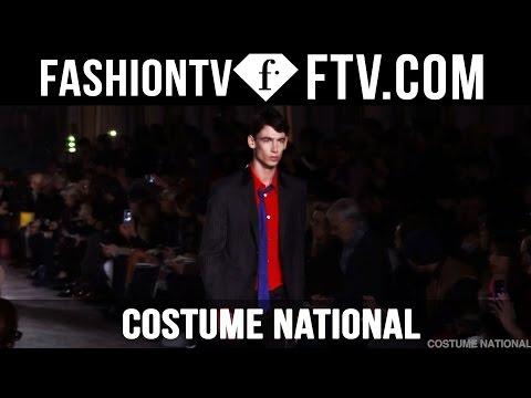 Backstage at Costume National F/W 16-17   Milan Fashion Week : Men F/W 16-17   FTV.com