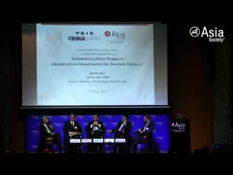 China Daily Asia Leadership Roundtable (22nd September 2014)