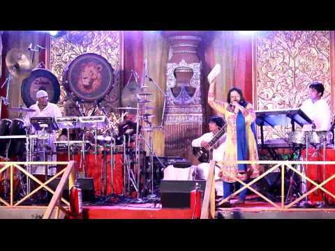 Marathi Bharud By Dr. Manisha Kulkarni With Sivamani And Ravi Chary video