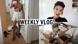 WEEKLY VLOG l Fiji prep, College goodbyes, etc.