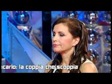 Giancarlo Antognoni e Carlo Nesti ospiti di Paola Perego