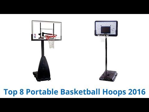 8 Best Portable Basketball Hoops 2016