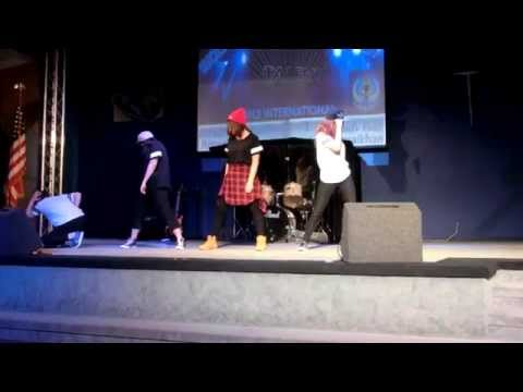 GI- COMEBACK ( WORD OF LIFE TRADITIONAL SCHOOL  TALENT SHOW) - 04/06/2014