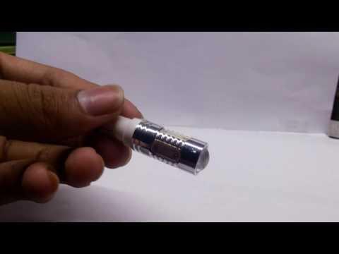 Bohlam lampu senja cob 11 watt blitz/strobo soket t10