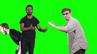 PEWDIEPIE VS SHIA LABEOUF VS FILTHY FRANK ft. DJ Khalid | Pewdiepie Greenscreen Competition entry