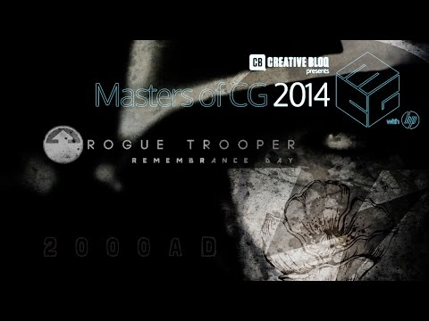 ROGUE TROOPER, MASTERS OF CG, REMEMBRANCE DAY, IDENT