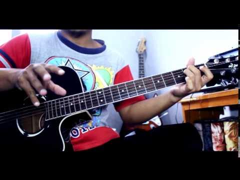 Belajar Petikan Gitar Tinggal Kenangan - Gaby (riadyawan) Bagian 1 video