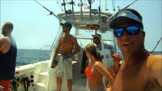 Teezher Charters Live Bait Trip June 2012