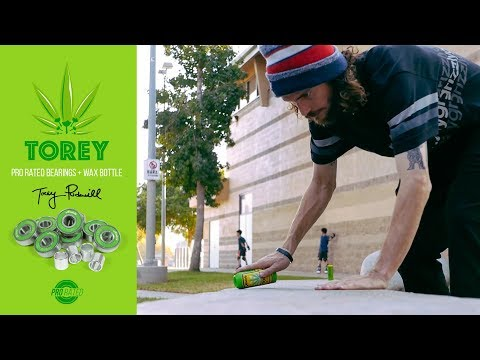 Torey Pudwill Green Hot Sauce Pro Rated Bearings