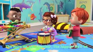 The More We Get Together    Nursery Rhymes & Kids Songs