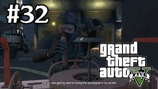 "Grand Theft Auto 5 Walkthrough Part 32 - Chemical Weapons Heist - GTA V - ""GTA 5 Walkthrough Part 1"""