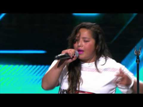 Amazing Unexpected Rap From Ria Hoeta - The X Factor Nz On Tv3 - 2015 video