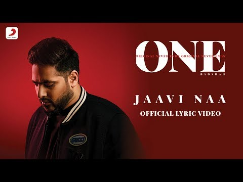 Badshah - Jaavi Na | ONE Album | Lyrics Video