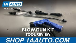 Blow Gun Kit - Available on 1aauto.com