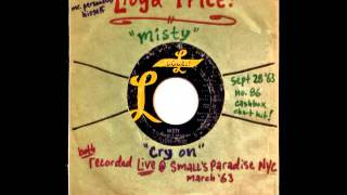 Watch Lloyd Price Misty video