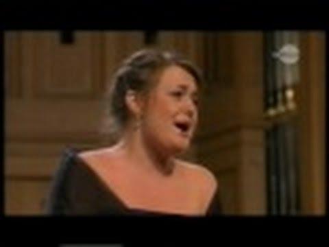 Iwona Sobotka - soprano, Charpentier - De puis le jour